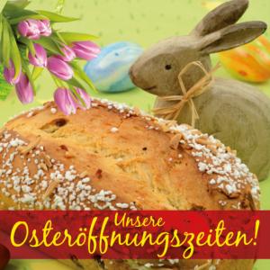 Kein Ostern ohne Steiskal!